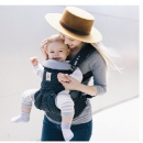 Ergobaby Omni 全阶段型四式360婴儿背带 黑色几何款 +凑单品 844.62元包邮¥845
