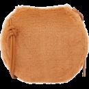 CHARLES & KEITH CK2-80781022 毛绒包面女士翻盖单肩包 307元¥307