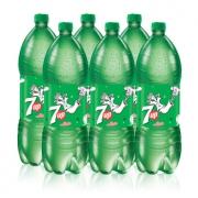 限地区:七喜 7UP 柠檬味 汽水碳酸饮料 2L*6瓶 33.9元,可优惠至16.95元¥34