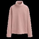 ¥29 lativ诚衣43460女士两翻领摇粒绒打底衫¥29