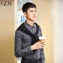 Genio Lamode  0541858890006DS 男士纯色衬衫 39.9元¥40