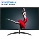 Skyworth 创维 FQ32ANK 31.5英寸 IPS-ADS显示器(2560×1440)1049元包邮(需用券)