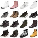 Daphne 达芙妮 女士切尔西靴/马丁靴26.9元包邮(用券)