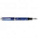 Pelikan 百利金 Souverän M805 F尖钢笔 蓝色沙丘特别版2363.78元