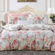 富安娜家纺 圣之花床上四件套 1.8m199元包邮