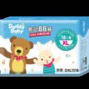 Daday baby 爹地宝贝 酷动BB裤 婴儿拉拉裤 XL 72片 *4件 357.6元包邮(需用券,合89.4元/件)¥116