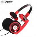 KOSS 高斯 PORTA PRO 头戴式耳机 中国红139元包邮