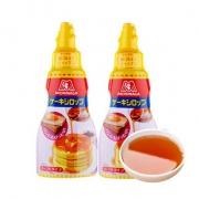 88VIP:森永 日本进口调味糖浆松饼糖浆面包浆 200g*2瓶 *2件
