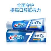 Crest 佳洁士 全优7效 强健牙釉质牙膏 180g *10件88.2元