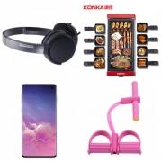 周四惠总:铁三角耳机+电烧烤盘+三星手机+糖醋蒜...