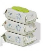 babycare 婴儿湿纸巾新生儿手口湿巾 80抽 5包 *2件