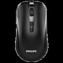 Philips飞利浦 SPK7214有线静音鼠标 券后9.9元包邮¥10