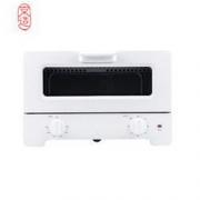 京造 JZ-KX02 迷你复古电烤箱 12升199元