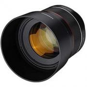 中亚Prime会员: SAMYANG 森养光学 AF 85mm F1.4 EF 定焦镜头