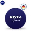 NIVEA 妮维雅 经典蓝罐 润肤霜 60ml *4件54元(合13.5元/件、需用券)
