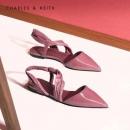 CHARLES&KEITH CK1-70900146 女士尖头平底鞋169元包邮