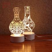 中国国家博物馆 3D小夜灯 床头灯