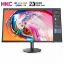 31日0点: HKC 惠科 T248Q 23.8英寸IPS显示器(2560*1440、72%NTSC)749元包邮(晒单返50E卡)