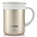 TIGER 虎牌 CWM-A035 保温杯 350ml 金灰色 *2件387元(合193.5元/件)