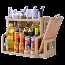 居无限 厨房置物架 简易型 38.5*41cm 5.9元(需用券)¥6