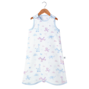 OUYUN 欧孕 婴儿背心纱布睡袋 19元包邮(需用券)¥19