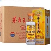 MOUTAI 茅台 王子酒 珍品 53度 酱香型白酒 500mL*6瓶1049元
