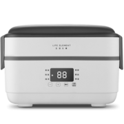 LIFE ELEMENT 生活元素 F36 电热饭盒 黑白色  券后169元¥169