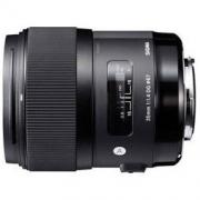 SIGMA 适马 ART 35mm F1.4 DG HSM 标准定焦镜头 佳能卡口