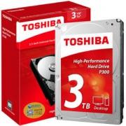 TOSHIBA东芝 P300系列7200转 64MSATA3 台式机硬盘3TB64MB