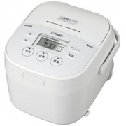中亚Prime会员: TIGER 虎牌 JBU-A551-W 电饭煲 1.7L