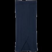 Purcotton 全棉时代 4100610002 女包臀开叉中长款半裙 低至81.13元(需用券)¥110