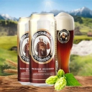 Franziskaner 范佳乐 小麦黑啤酒 500*24瓶装96.9元