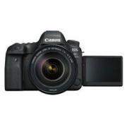 Canon 佳能 EOS 6D Mark II(EF 24-105mm f/4L II)全画幅单反相机套机