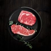 西捷 澳洲进口 入门级原切牛排套餐 150g*6片