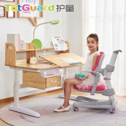 Totguard 护童 实木系列 512SW 620 学习桌椅套装3860元