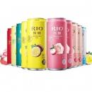 RIO锐澳鸡尾酒套装预调酒微醺全系列330ml*9罐洋酒果酒正品整箱 实际到手¥49.