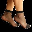 Aeoo 艾依欧  S-01 天鹅绒女士短袜 20双 8.1元包邮(补贴价)¥8