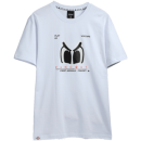 PANCOAT PCATE182404M 男士印花短袖T恤 低至113.65元/件(多重优惠)¥114