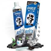 DARLIE 黑人 超白美白牙膏 竹炭深洁 190g *3件24.87元(需用券,合8.29元/件)