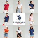 U.S POLO ASSN 女款 纯棉Polo衫89元包邮(需用券)