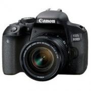 Canon 佳能 EOS 800D(EF-S 18-55mm f/4-5.6)单反相机套机