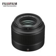 FUJIFILM 富士 XC 35mm F2 定焦镜头