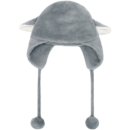 BOPU 抱璞 011038 猫耳朵护耳毛绒帽子 17元包邮(需用券)¥17