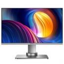 ZEOL S251 25英寸2K超高清旋转升降专业级IPS屏全金属显示器1199元