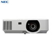NEC NP-P554W+ 投影仪 投影机 商用 办公(高清 5500流明 多画面显示 镜头位移 免费上门安装)
