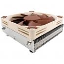 Noctua 猫头鹰 NH-L9i CPU散热器(intel平台1155/1150/1156/1151/双热管/下压式/37mm ITX 薄款散热器)