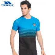 TRESPASS TRTM212D 男女运动T恤