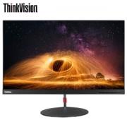 ThinkVision 联想 X24q 23.8英寸 IPS显示器(2K、99%sRGB)