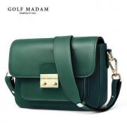 GOLF高尔夫 7I418674D1 女士牛皮单肩包99元(需用券)