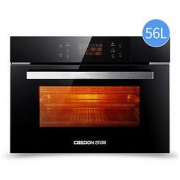 CASDON 凯度 SR56B-FD 嵌入式蒸烤箱3399元